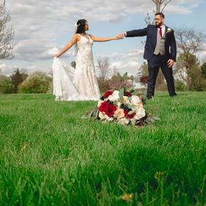 Classic and traditional wedding photos. at Brick Farm Tavern JPBC-37