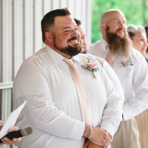 South Jersey Wedding Videographers at Hitched at Turkey Trac Farms MAVA-25
