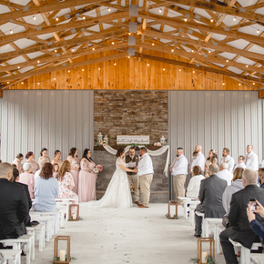 South Jersey Wedding Videographers at Hitched at Turkey Trac Farms MAVA-28