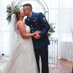Military wedding photos at Doolan's Shore Club ABSB-13