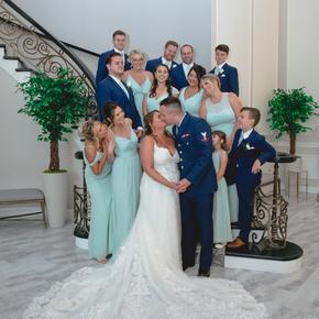 Military wedding photos at Doolan's Shore Club ABSB-22