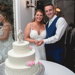 Military wedding photos at Doolan's Shore Club ABSB-31