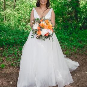 Best Poconos wedding photographers at Wallenpaupack Creek Farm ABRR-4