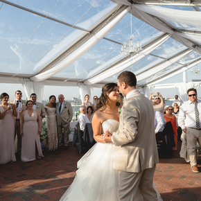 Cape May wedding photographers at Corinthian Yacht Club of Cape May LPSL-25