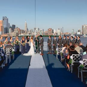 NJ wedding photographers at Cornucopia Destiny Yacht NPPM-25