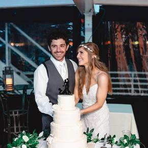 NJ wedding photographers at Cornucopia Destiny Yacht NPPM-34
