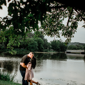 Our Top NJ Engagement Photographers at Galloping Hill Golf Course NRTB-13