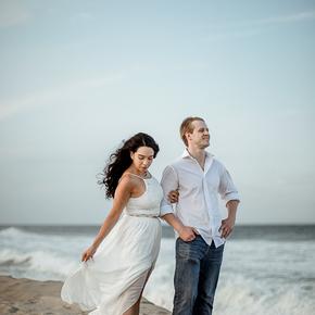 Engagement Photographers NJ at Sandy Hook Chapel MSSA-1
