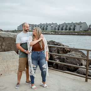 Best Engagement Photographers NJ at The English Manor in Ocean JTPC-1